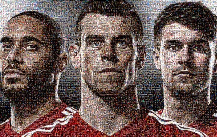 """Together.Stronger"" Mosaic"