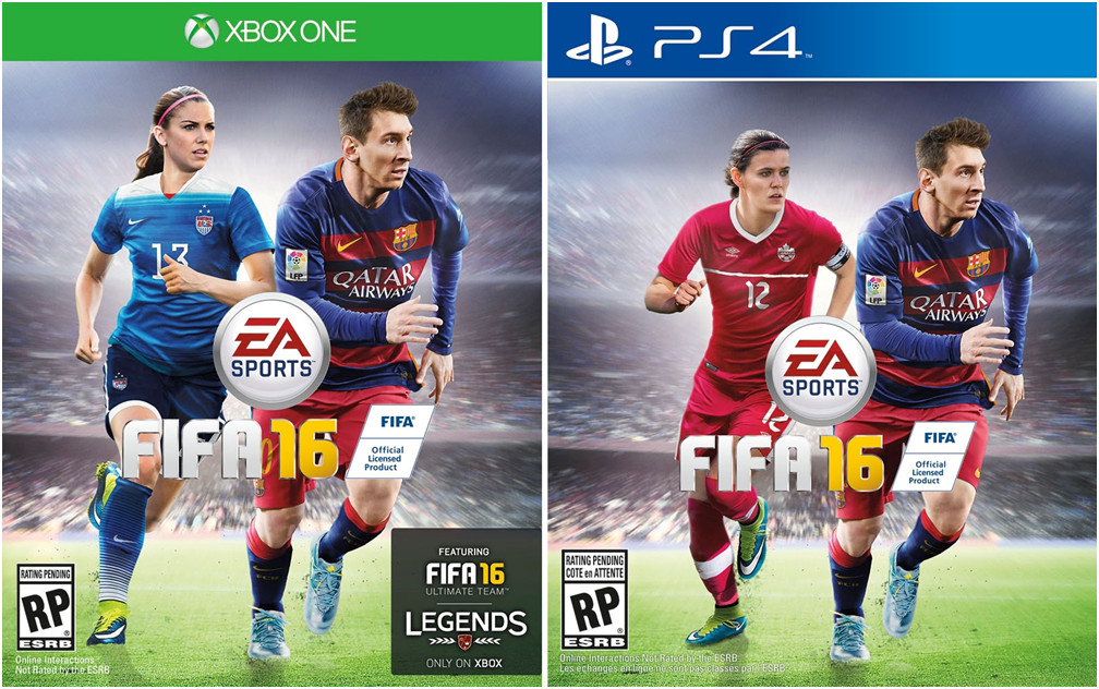Women FIFA 16